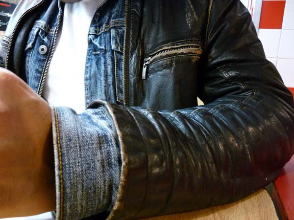 Get Your Leather Jacket Out Of Your Closet NOW!